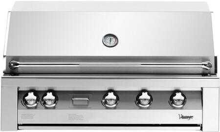Vintage VBQ42G Natural Gas Grill Stainless Steel, 1