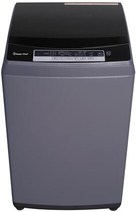 MCSTCW20S4 22″ Portable Top Load Washer with 2 cu. ft. Capacity  3 Water Level  3 Temperature Levels  6 Wash Cycles  in