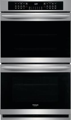 Frigidaire Gallery FGET3066UF Double Wall Oven Stainless Steel, FGET3066UF Double Wall Oven