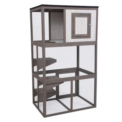 PTH0842222510 Cat Climber  with Stainless Steel hardware and Foldable for easy