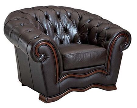 ESF 262 Series I2030 Living Room Chair Brown, 2621 Main Image