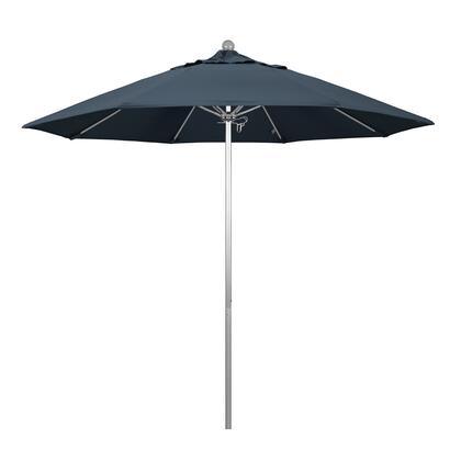 California Umbrella Venture ALTO908002SA52 Outdoor Umbrella Blue, ALTO908002-SA52Main Image