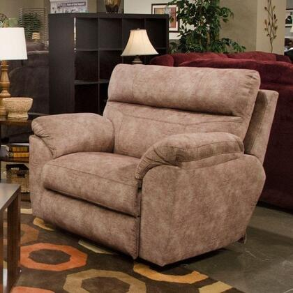 Sedona Collection 62220-7 2793-36 52″ Lay Flat Power Recliner with Power Headrest  Coil Seating  Confor-Gel and Suede Fabric Upholstery in Mesa