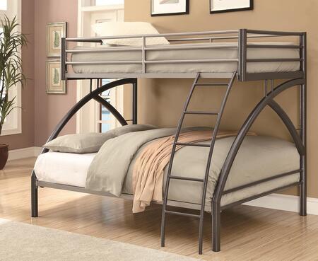Coaster Bunks 460079 Bed Gray, Main Image