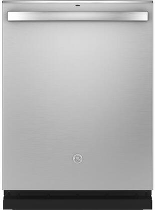GDT645SSNSS 24″ Fully Integrated Dishwasher with 16 Place Settings  Dry Boost with Fan Assist  Bottle Jets  Wash Zones and AutoSense Cycle in
