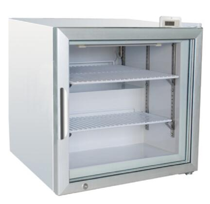 Maxx Cold MXM12F Commercial Display Freezer White, Main Image