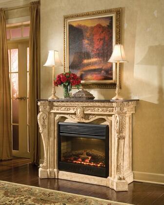 Ambella 01129400061 Fireplace, 1