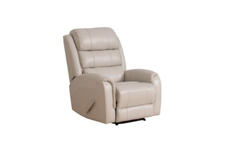 Bradley Big Collection 5-3390370782 45″ Tall Recliner with Tucked Pillow Arms and Double Needle Top Stitching Detail on Back in Lux
