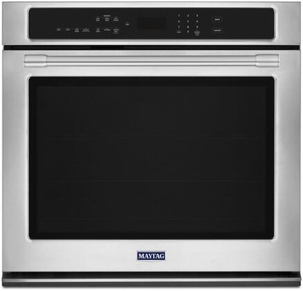 Maytag  MEW9530FZ Single Wall Oven Stainless Steel, Main Image