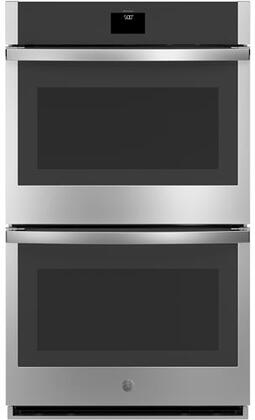 Ge Jtd5000snss 30 Inch Stainless Steel 10 Cu Ft Total Capacity Electric Double Wall Oven Appliances Connection