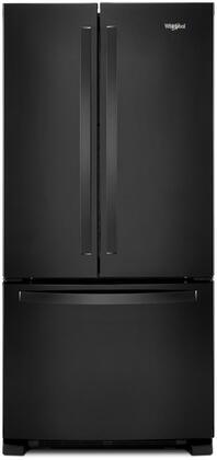 Whirlpool  WRF532SMHB French Door Refrigerator Black, WRF532SMHB French Door Refrigerator