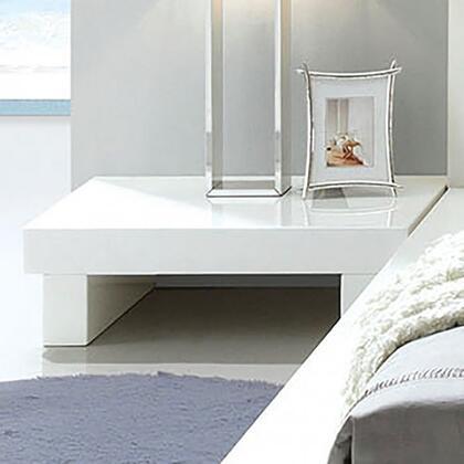 Furniture of America Christie CM7550N Nightstand White, CM7550N