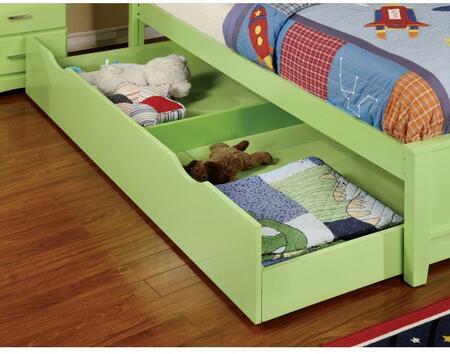 Furniture of America Prismo CM7941GRTR Trundle , 1