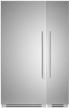 Bertazzoni  1308093 Column Refrigerator & Freezer Set , 1