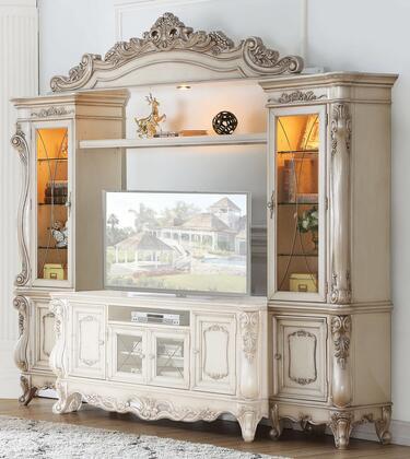 Acme Furniture Gorsedd 91440 Entertainment Center White, Main Image