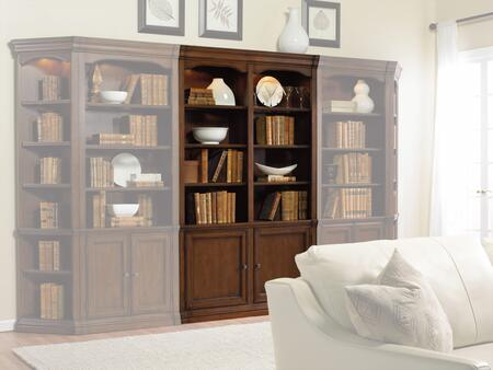Hooker Furniture Cherry Creek 25870448 Bookcase Brown, Main Image