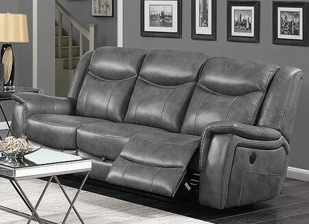 650354p 88 Inch Reclining Sofa