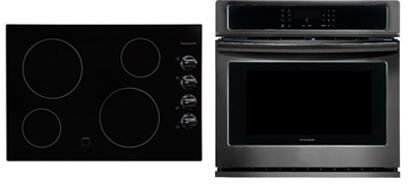 Frigidaire 850201 Kitchen Appliance Package & Bundle Black, 7
