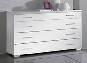 ESF Momo I4967 Dresser White, EVOLUTION1DCHINA-BOX Main Image