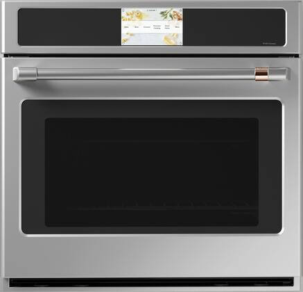 Cafe Matte Collection CTS90DP2NS1 Single Wall Oven, CTS90DP2NS1 Smart Built-In Convection Single Wall Oven
