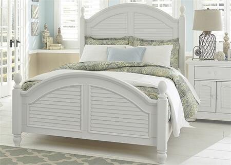 Liberty Furniture Summer House I 607BRQPS Bed White, Main Image