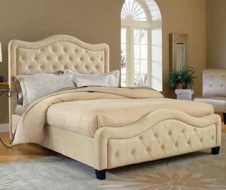Hillsdale Furniture Trieste 1566B Bed White, 1