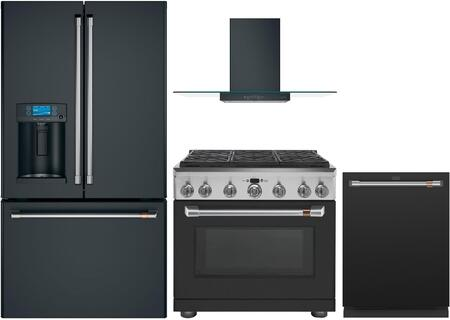 Cafe 1052263 Kitchen Appliance Package & Bundle Black, Main image