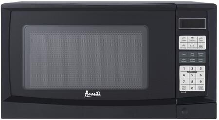 MT9K1B 19″ Countertop Microwave with 0.9 cu. ft. Capacity  900 Watts Cooking Power and Touch Controls in