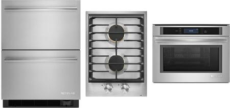 Jenn-Air  848208 Kitchen Appliance Package Stainless Steel, main image
