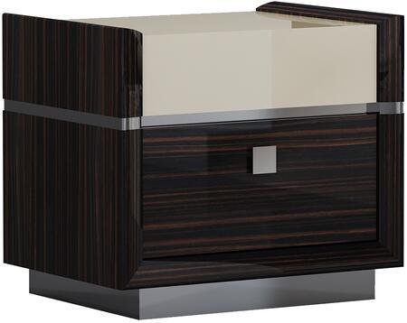 American Eagle Furniture P100 NSP100 Nightstand Brown, Main Image