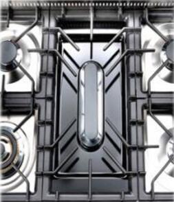 Ilve G09281 Other Range Accessories Stainless Steel, Main Image