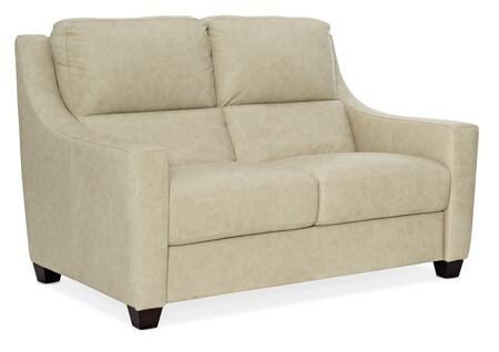 Hooker Furniture SS Series SS72502003 Loveseat Beige, Silo Image