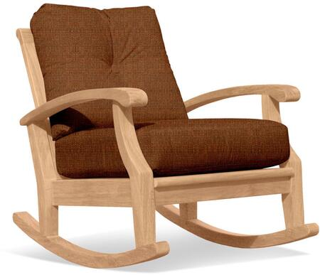 Douglas Nance Cayman DN2205CHILI Patio Chair Multi Colored, DN2205CHILI Main Image
