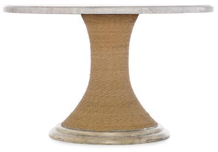Hooker Furniture American Life-Amani 16727520400 Dining Room Table, Silo Image