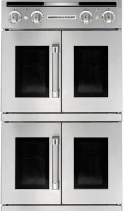 American Range Legacy AROFFHGE230L Double Wall Oven Stainless Steel, 1