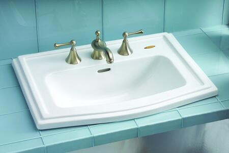 Toto LT781801 Sink White, Image 1