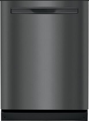 Frigidaire Gallery FGIP2468UD Built-In Dishwasher Black Stainless Steel, Main Image