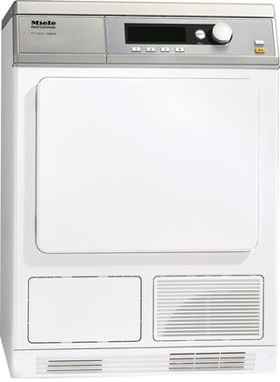 Miele  PT7135WH Electric Dryer White, Main Image