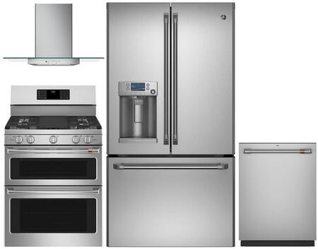 Cafe 1065194 Kitchen Appliance Package & Bundle Stainless Steel, main image