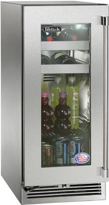 Perlick Signature HP15BS43L Beverage Center Stainless Steel, Main Image