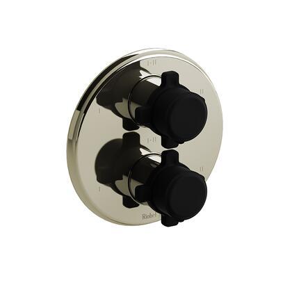 Riobel Momenti TMMRD46XPNBK Shower Accessory Black, MMRD46XPNBK