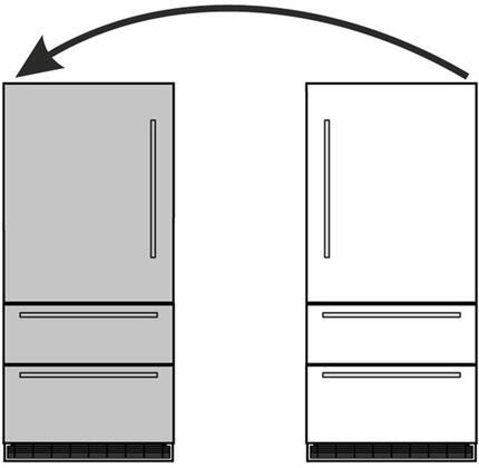 Liebherr  9900167 Refrigerator Part , 1