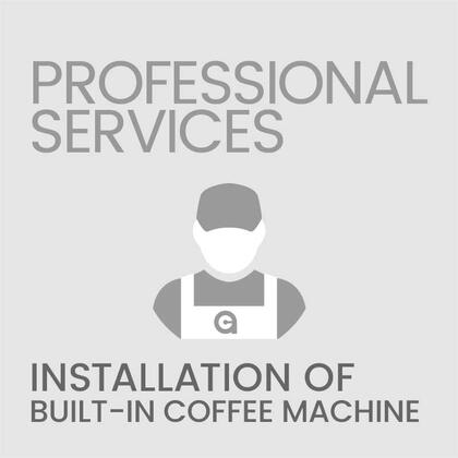 Professional Service BUILTINCOFFEEINSTALL Appliance Installation, 1
