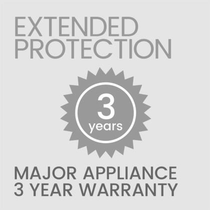 3 Year Warranty on Major Appliance Under $5 000 for In-Home