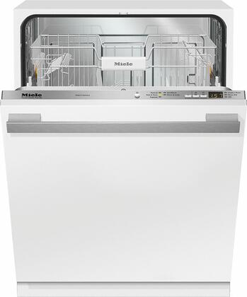 Miele Classic Plus G4998 Built-In Dishwasher, Comfort Basket Design
