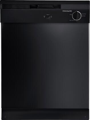 Frigidaire FBD2400KB Built-In Dishwasher Black, 1
