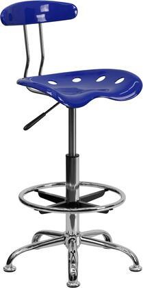 Flash Furniture  LF215NAUTICALBLUEGG Office Chair Blue, 1