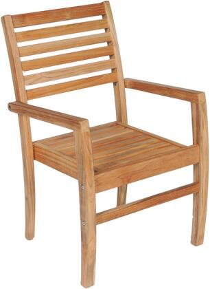 Royal Teak Collection Avant AVTSC Avant Stacking Chair