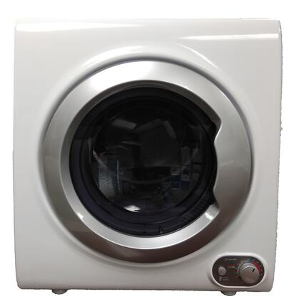 Avanti D110J2P-IS 27 Inch Electric Dryer with 2.6 cu. ft. Capacity, in White