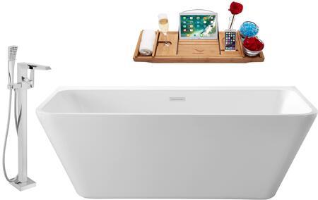 Streamline NH600100 Bath Tub, Main Image